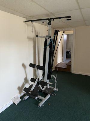 Bowflex machine for Sale in Fairfield, CT