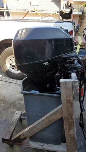 Mercury 15HP 4 stroke outboard Electric start remote control not tiller for Sale in Westminster, CA