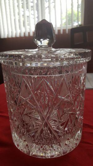 Antique Crystal Ice Bucket for Sale in Deerfield Beach, FL