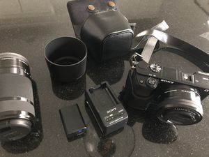 Sony Alpha a6000 Mirrorless Camera for Sale in Boston, MA