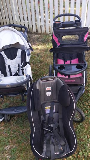 expecting? Look!! The whole kit and caboodle!!! for Sale in Sunbury, OH