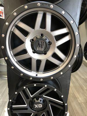 "20"" MOTO METAL JEEP RUBICON WRANGLER ETC for Sale in San Leandro, CA"