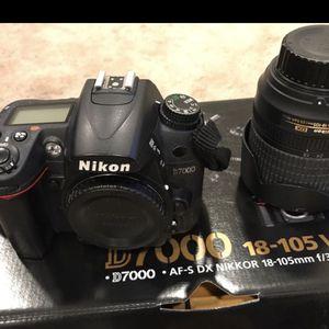 Nikon D 7000 for Sale in Palos Park, IL