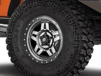 "5 Fuel Anza Wheels 17""X8.5"" Matte Anthracite for Sale in Bellevue,  WA"