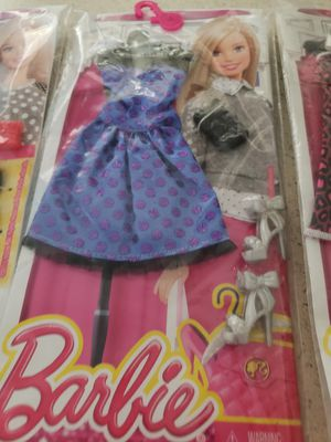 Barbie clothes for Sale in Paramount, CA