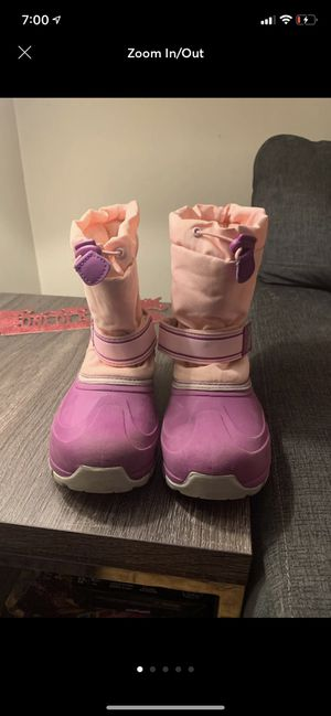 Kids snow boots for Sale in Weymouth, MA