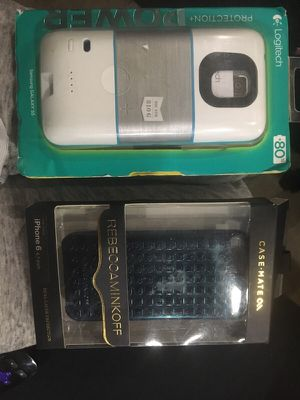 Galaxy s5 power pack iPhone 6 case for Sale in Salt Lake City, UT