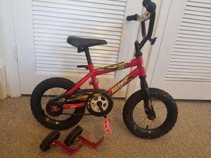 Kids Bike W/ Training Wheels for Sale in FL, US