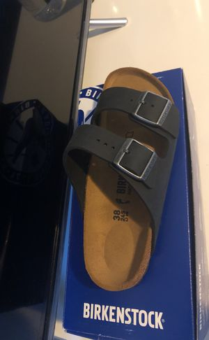 BIRKENSTOCK Arizona black for Sale in Baldwin Park, CA