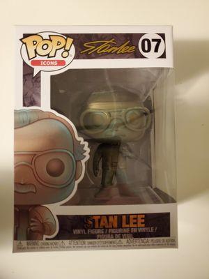 Stan Lee funko pop #07 for Sale in Kent, WA