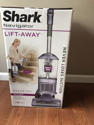 Shark navigator lift away vacuum brand new in a box for Sale in Sterling Heights, MI