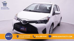2017 Toyota Yaris for Sale in El Cajon, CA