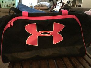 Under Armour duffle bag for Sale in Chelmsford, MA