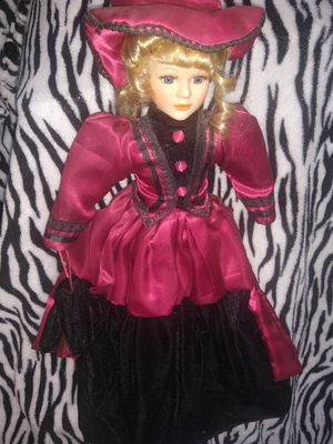 Antique Victorian Porcelain Doll for Sale in Tumwater, WA