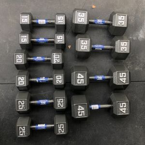 Dumbbell Set for Sale in Los Angeles, CA