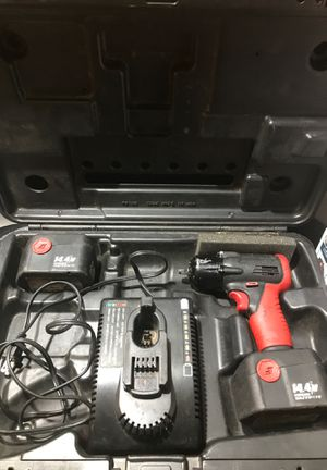 Snap-on 14.4 cordless impact 3/8 for Sale in Tempe, AZ