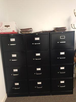 File cabinets-4 for Sale in Palmetto Bay, FL