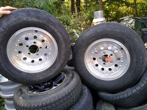 Boat Parts tires wheels tools for Sale in Braselton, GA