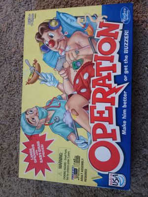 Operation game for kids for Sale in Houston, TX