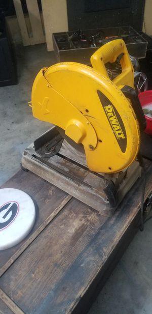 DeWalt Chop Saw for Sale in Winder, GA