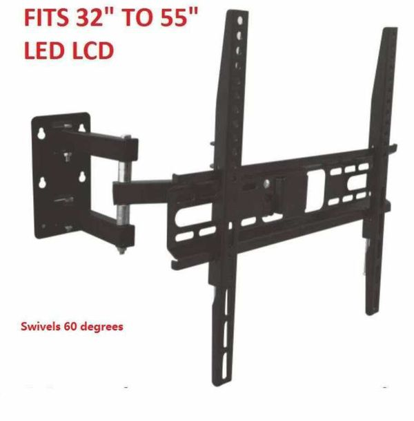 "TV Wall Mount. For 26""-55""TV. LED/LCD/PDP/ Flat Panel"