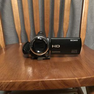 Sony XR520 High Definition Video Camera for Sale in Buffalo, NY