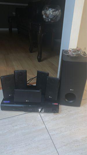 LG Surround Sound System for Sale in Zephyrhills, FL