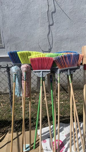 Broom and mop for Sale in Avocado Heights, CA