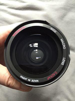 Super Wide Macro Lens! for Sale in Springfield, VA