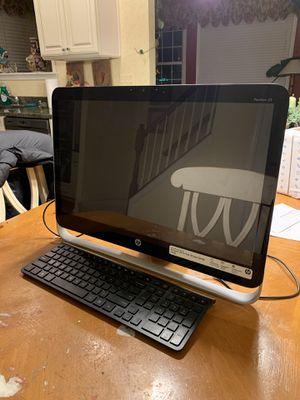HP Pavilion All-In-One Touchscreen Computer for Sale in Severn, MD
