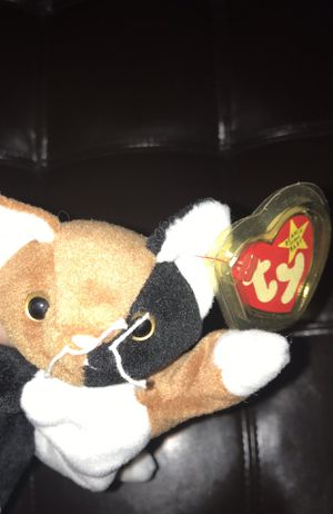"Rare Beanie Baby kitty cat ""chip"" 1996 Original Release discontinued great condition for Sale in Cincinnati, OH"