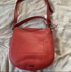 REBECCA MINK-OF PEBBLED LEATHER BAG for Sale in Hyattsville,  MD