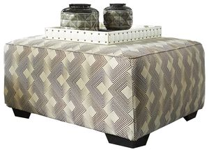 NEW IN THE BOX. ELTMANN SLATE OVERSIZED OTTOMAN, SKU# TC4130308E for Sale in Garden Grove, CA