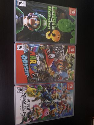 Switch Games for Sale in Miami, FL