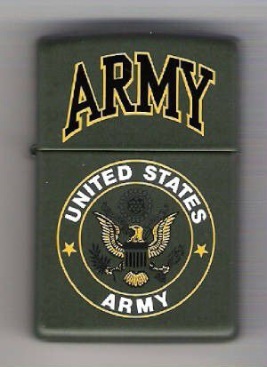 US ARMY ZIPPO for Sale in Eldon, MO