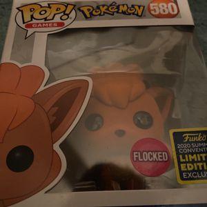 Vulpix Funko (Flocked) for Sale in Livingston, CA