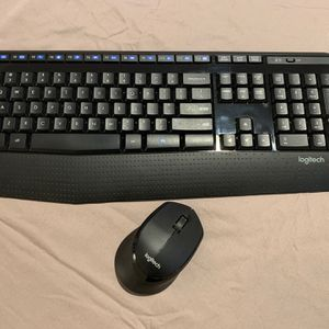 Logitech K345 Wireless Mouse and Keyboard for Sale in Queens, NY