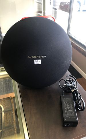 HARMAN KARDON ONYX STUDIO 4 BLUETOOTH SPEAKER for Sale in Oak Park, MI