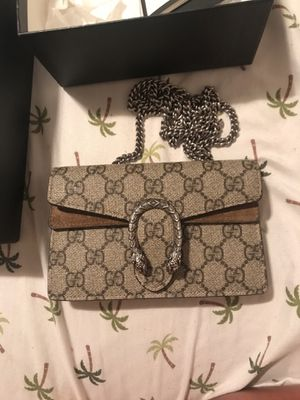 Authentic Super Mini Gucci Dionysus Bag for Sale in Atlanta, GA