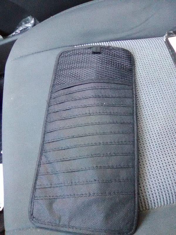 CD car holder