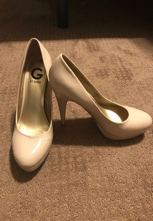 Guess Heels Beige for Sale in Cumming, GA
