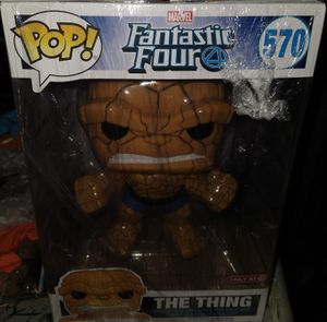 Funko Pop BIG: The Thing 570 for Sale in El Paso, TX