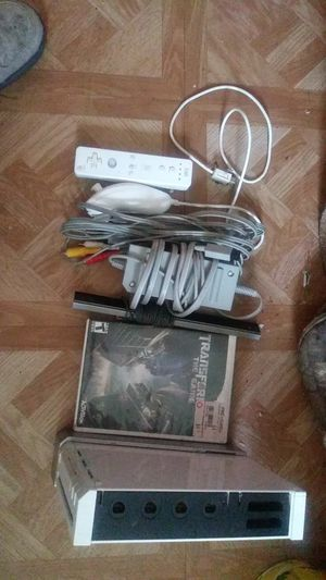 Wii game console for Sale in East Rochester, NY