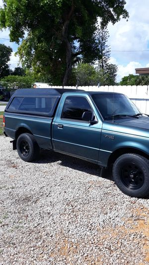 97 Ford ranger for Sale in Pompano Beach, FL