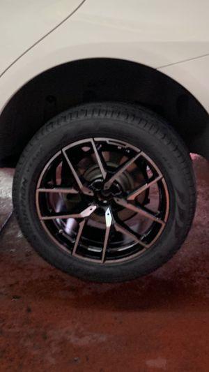 Mercedes rims & tires new set for Sale in Orlando, FL