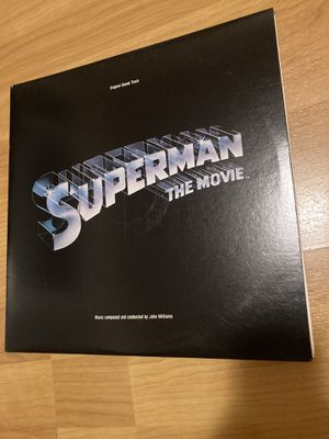 Superman original Soundtrack vinyl record for Sale in Daly City, CA