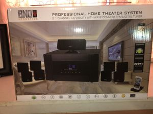 BNO Acoustics professional home system for Sale in Conroe, TX