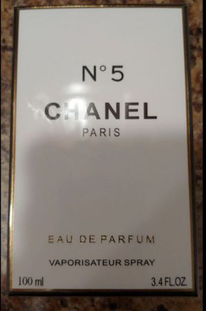 Chanel No 5 Women's Perfume (3.4 FL OZ) - New for Sale in Ridley Park, PA