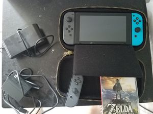 Nintendo switch for Sale in Missoula, MT