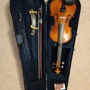 Violin 1/2 Size Carlo Robelli & Case for Sale in Buford, GA